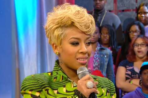 Keyshia Cole Releases Statement About X-Rated Photo, 'People are sending messages to my husband!