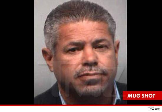 Kim Zolciak's Ex Boyfriend, 'Big Poppa' Arrested In Atlanta