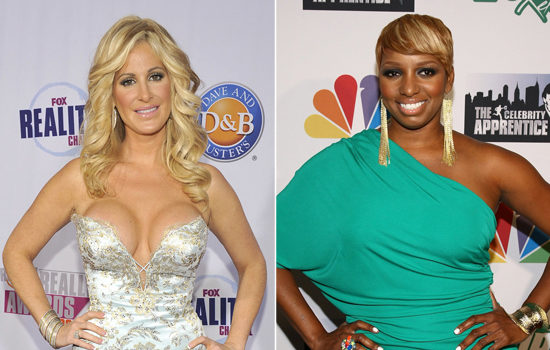 NeNe Leakes and Kim Zolciak's Twitter Argument Gets Heated