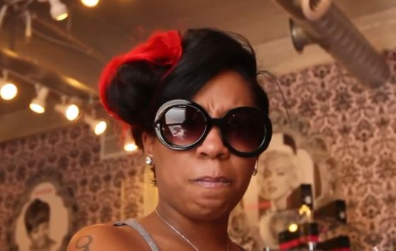 "[Video] K.Michelle Tells Fan, ""I'll Snatch Off My Lace Front & Whoop Your…"""