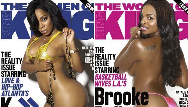 Spotted. Stalked. Scene Nicki Minaj Hits Good Morning America + K. Michelle & Brooke Bailey Battle for A Cover + More Stalking