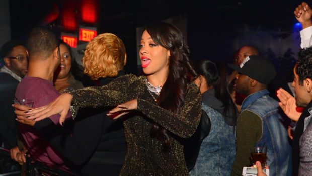 [Photos] Lala Anthony Brings Young Jeezy & Friends to ATL's Reign Club