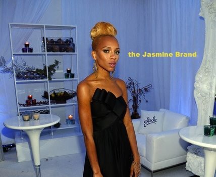 Lil Mama Grows Up, Debuts New Blonde Look At Soul Train Awards