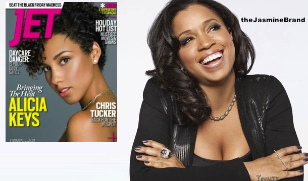 Mashonda Responds to Alicia Keys' JET Interview: 'We were not separated!'