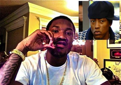 Thug Life: Rappers Meek Mill & Cassidy Twitter Beef Gets Heated