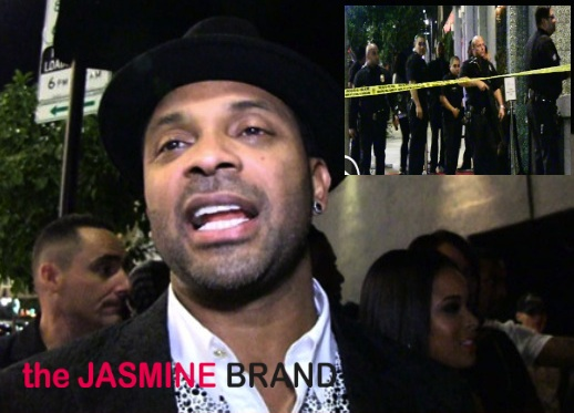 [Video] Surprising Footage Suggests Mike Epps Provoked LA Club Brawl