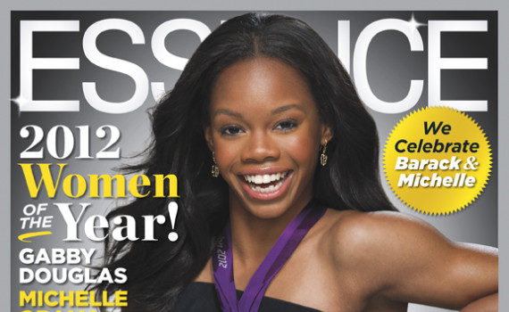 Essence Snags Gabby Douglas for Cover, Names Her One of It's Women of the Year