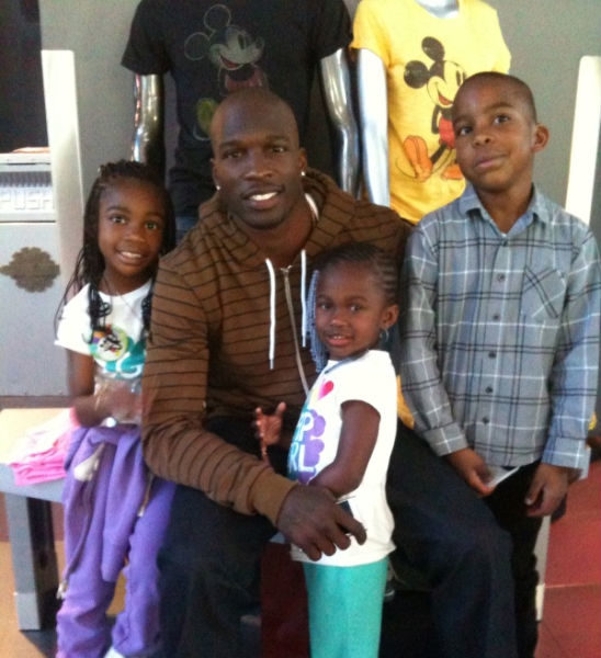 Is Ochocinco Behind On Child Support?
