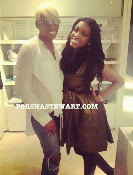Meet RHOA's Newest Kept Woman, Porsha Stewart