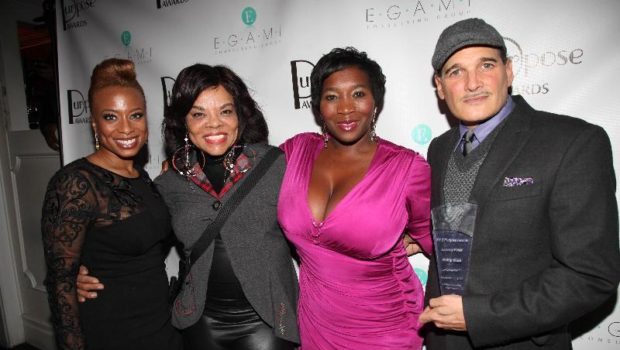Malik Yoba, Beverly Bond, Talib Kweli, Chef Roble & Friends Attend 'Inaugural Purpose Awards'