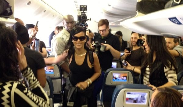 Rihanna Speaks Directly to Journalists, Explains Why She Was M.I.A. On '777' Flight