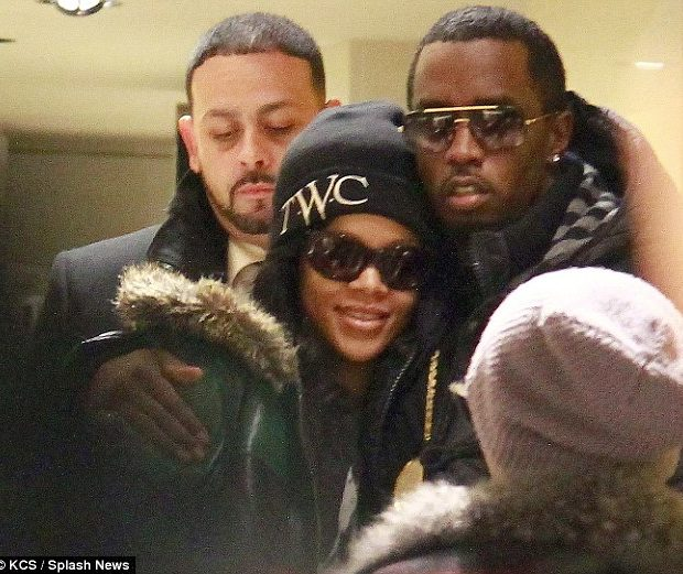 Bobby Brown Lands in LAX, Rihanna & Diddy Meet in Paris Airport + More Celebrity Stalking