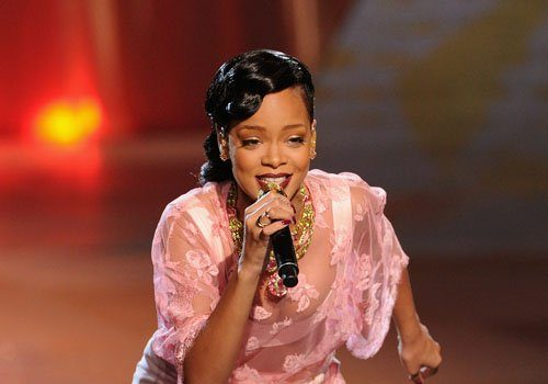 Stop & Stare: Rihanna Rocks $2.5 Million Victoria's Secret Bra