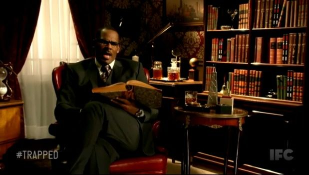 [Video] Watch Latest Installment of R.Kelly's 'Trapped In the Closet'
