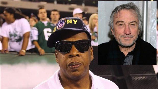 Ear Hustlin': Robert De Niro Has Beef With Jay-Z, Calls Him Rude & Disrespectful
