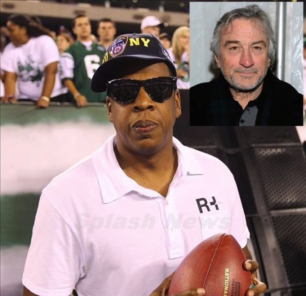 Ear Hustlin': Robert De Niro Has Beef With Jay-Z, Calls Him Rude & Disrespectful
