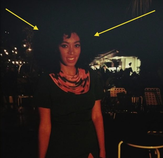 Solange Knowles' Afro Gets Molested by TSA