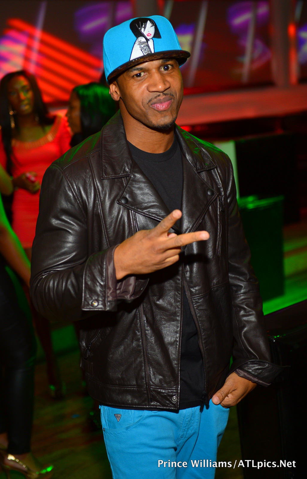 Stevie J Photos