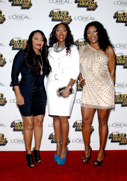 Red Carpet Photos: Soul Train Awards 2012: Melanie Fiona, Marsha Ambrosius, Elle Varner