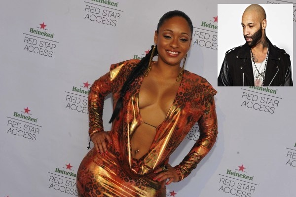 Joe Budden & Ex-Girlfriend Tahiry Argue On Twitter Over 'Love & Hip Hop New York'