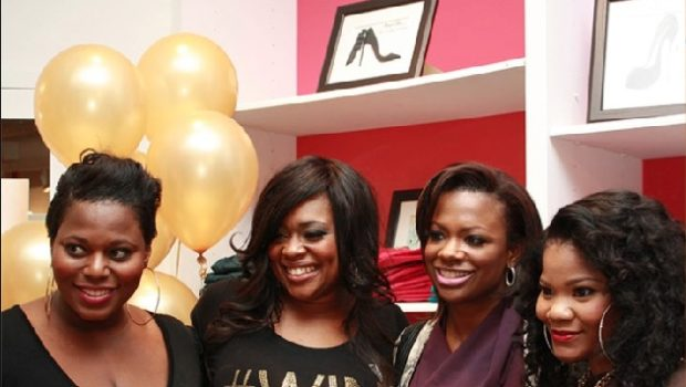 RHOA's Kandi Burrus, Dwight Eubanks, Tionna Smalls & Friends Attend Neffe's Book Release Launch