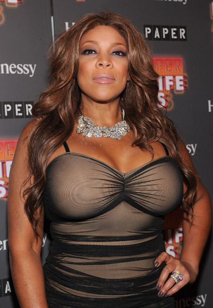 Wendy Williams Will Get Bucket Naked for PETA Billboard