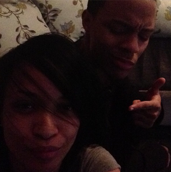 [Video] Is Karrine Steffans Cup-Cakin' With Bow Wow Again?