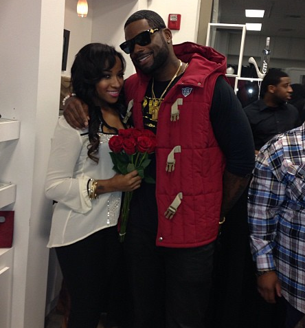 Toya Wright Launches 'GarbShoetique' Store in Atlanta