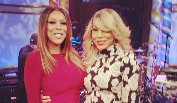 [Video] Tamar Braxton Performs 'Love & War' on Wendy Williams