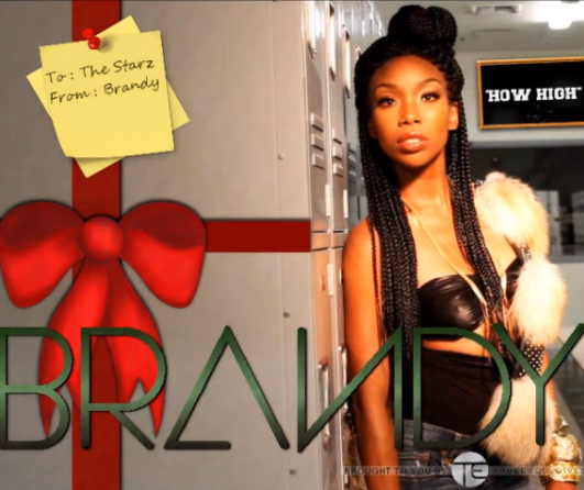 [Listen] Brandy Gives Fans New Music For Christmas, 'How High'