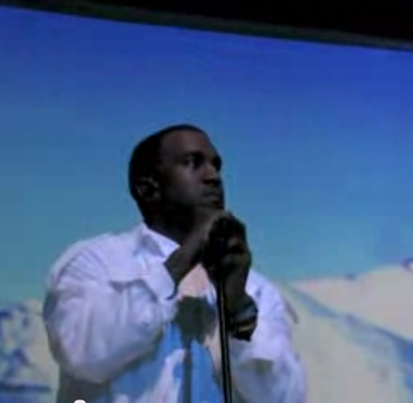 [UPDATED] Footage of Kanye West's Announcement + Kim Kardashian Writes Blog About Her Ovaries