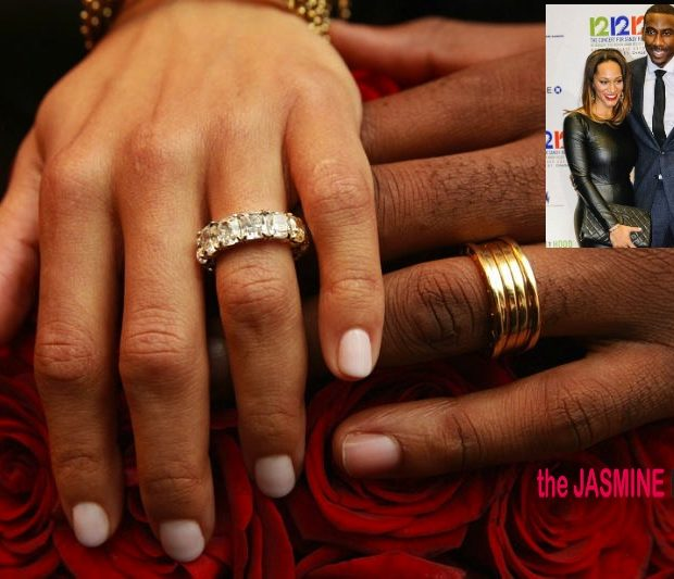 NBA Baller Amar'e Stoudemire Secretly Weds Alexis Welch on 12-12-12