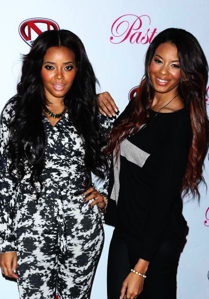 [Pix] Angela Simmons, Estelle, Nick Cannon Attend 'Skate & Donate'