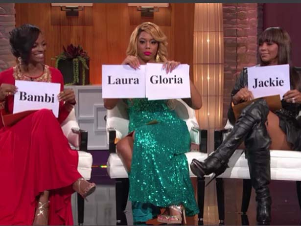 [Video] Basketball Wives LA Reunion Part 2