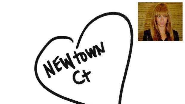 Beyonce Pens Message for Newton, Connecticut