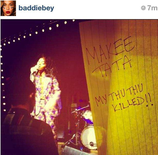 Toni Braxton Hospitalized + Beyonce Shows Solange Concert Love