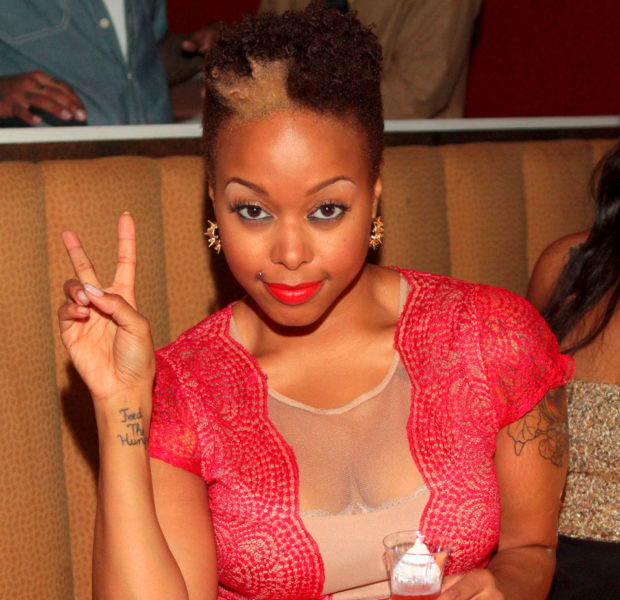 Chrisette Michele Celebrates 30th Birthday, Partying in ATL with Friends