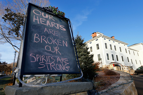 Official Names of Connecticut School Shooting Released