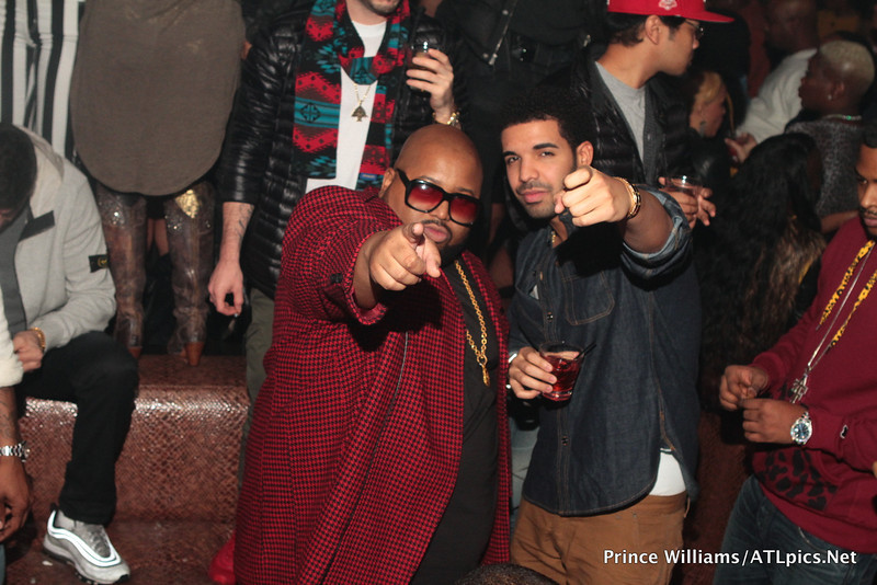 Jazzy Pha, Drake (circa 2012)