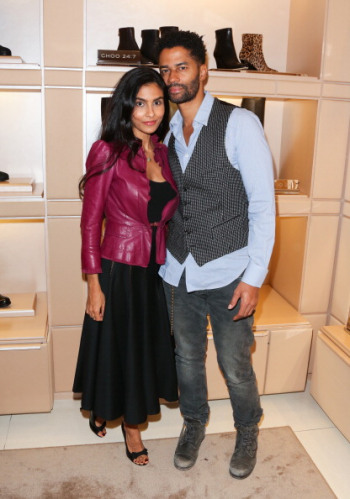 Nicole Murphy, Sheree Fletcher & Other Hollywood Exes Hit Jimmy Choo Charity Event