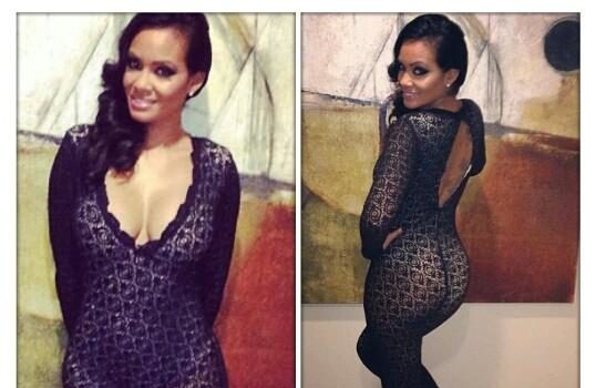 Evelyn Lozada's Revealing Catsuit, Celebs Hit Django Unchained + More Celeb Stalking