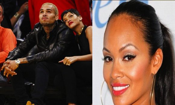 Evelyn Lozada Gives Rihanna & Chris Brown Her Stamp Of Approval + Diddy & The Kiddies Yacht It Up In St. Barts