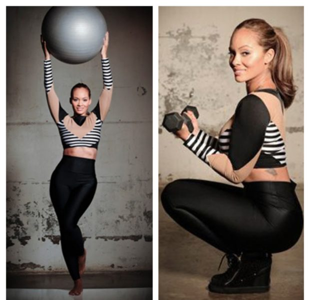 Evelyn Lozada Wants You To Get Rid of Your Gut