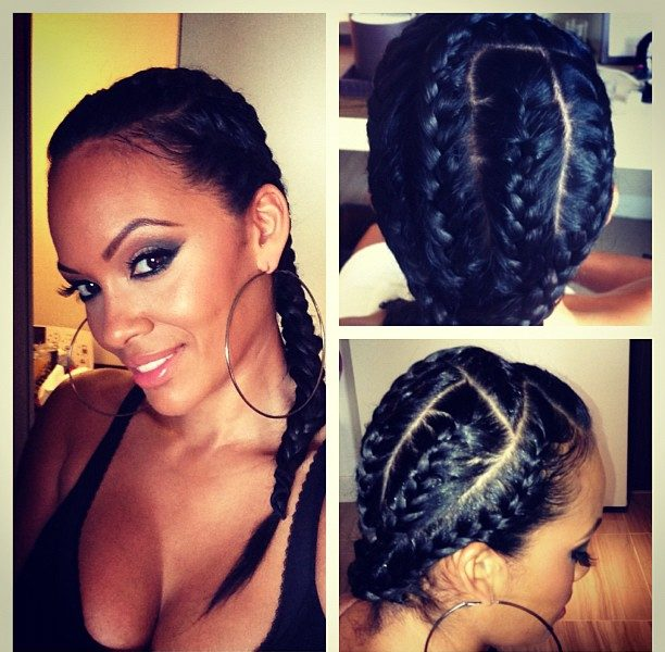 Spotted.Stalked. Scene. Laura Govan Does China, Evelyn Lozada Does Cornrows + More Stalking