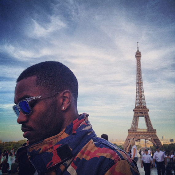 [New Music] Frank Ocean Releases 'Wise Man' from Django Soundtrack