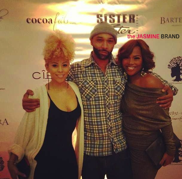 [Candids] Mona Scott Young Throws Holiday Party for New & Old Reality Stars