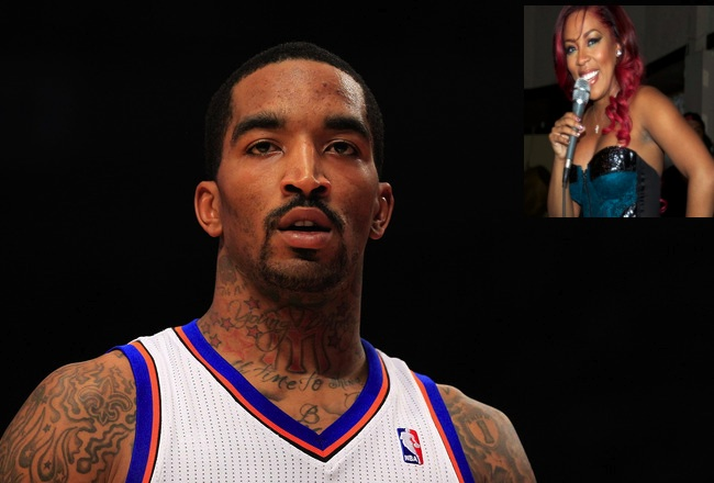 "Comments to ""K.Michelle Admits She & NBA Baller JR Smith Broke-Up"