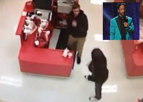 [Video] Katt Williams Slaps Target Employee + Watch the Footage