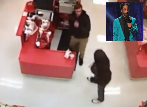[Video] Katt Williams Slaps Target Employee + Watch the Footage