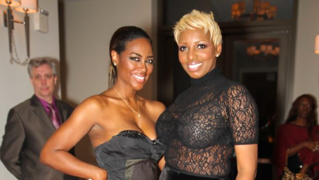 [Photos] Celebs & Reality Stars Attend NeNe Leakes' Christmas Bash
